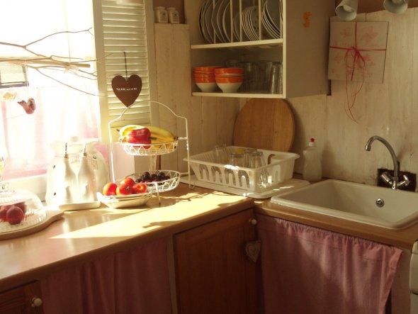 Meine Mini- Küche