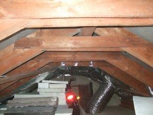 Dachbodenspitze