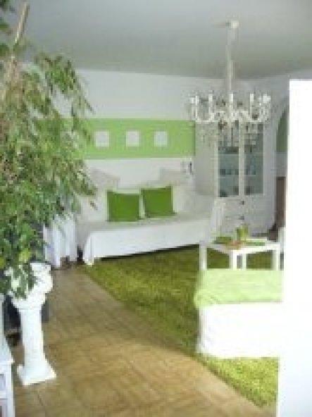 Wohnzimmer unsere Wohnung im Grünen von jassi - 29162 - Zimmerschau