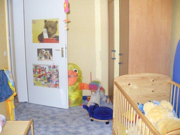 Kinderzimmer 'Angelinas Zimmer'