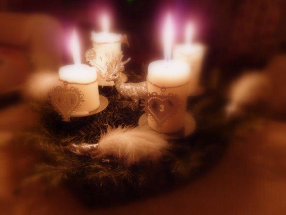 Weihnachtsdeko 'Christmastime'