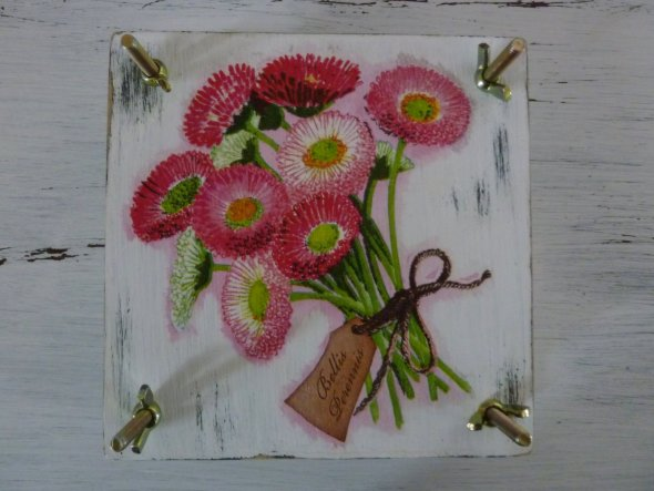 "Blumenpresse ""Bellis"""