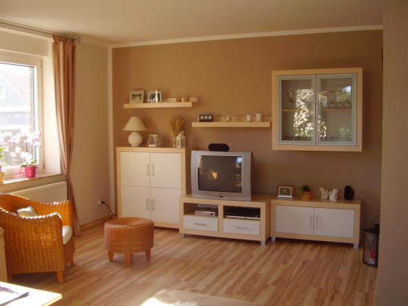 wohnzimmer naturtöne – progo, Wohnzimmer
