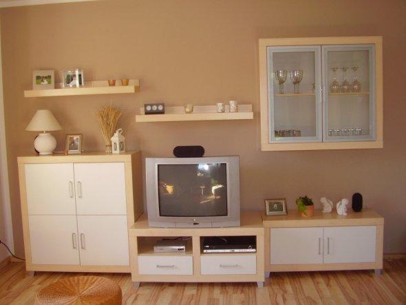 wohnzimmer 'wohnzimmer' - unsere sonnenwohnung - zimmerschau, Wohnzimmer