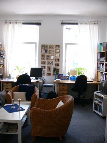 Wohnzimmer 'Wohn-Arbeitszimmer'