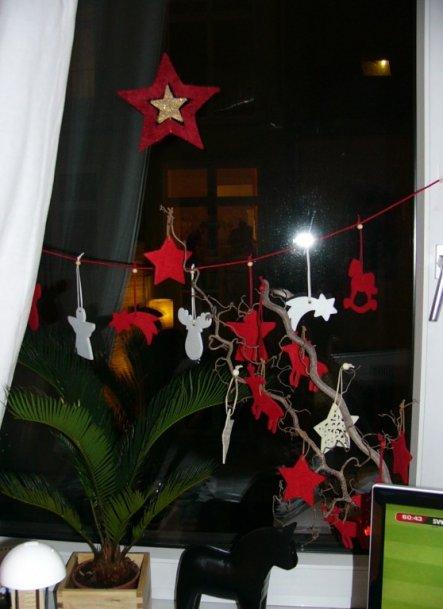 Weihnachtsdeko 'Weihnachtsdeko 2009'