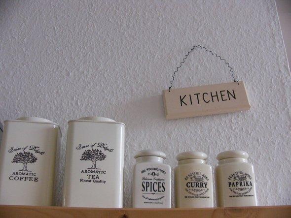 Deko 'Dekoration Küche'