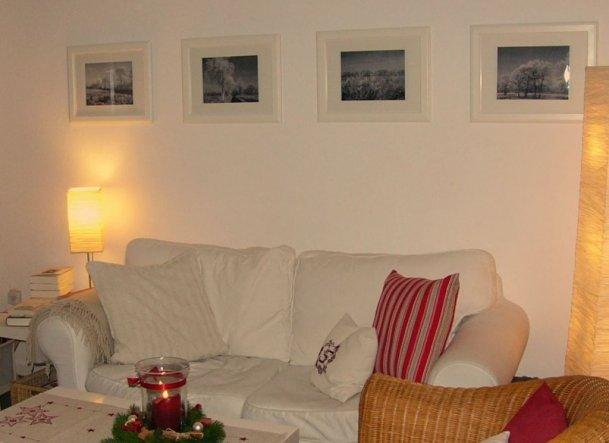 Deko 'Dekoration Wohnzimmer'