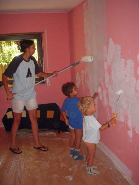 Kinderzimmer 'Schlafzimmer Jungs'