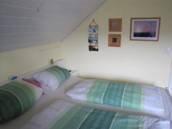 Schlafzimmer Bei uns von Nordseefan - 26754 - Zimmerschau