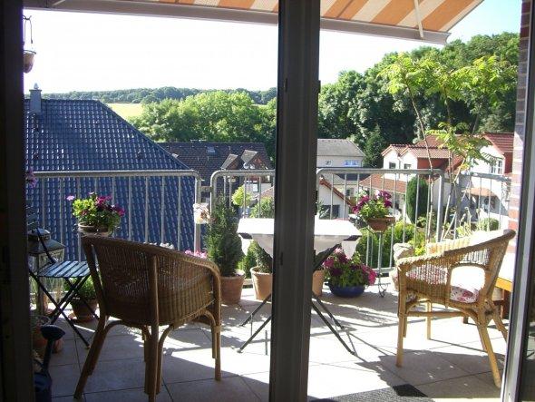 Terrasse / Balkon '2. Wohnzimmer'