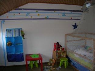 """Das Kinderzimmer vom """"kleinen"""""""
