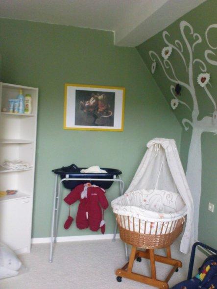 Kinderzimmer 'Miss Sophies Zauberwaldzimmer'