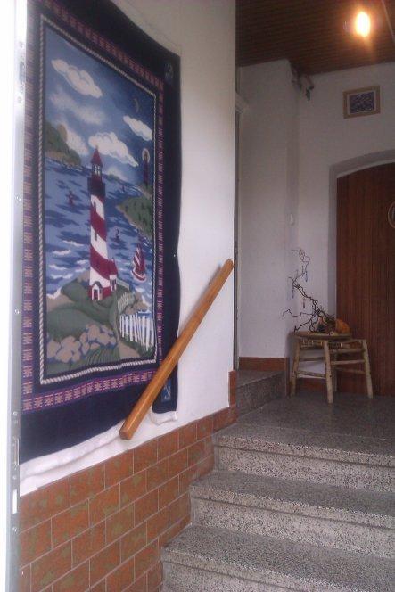 Flur/Diele 'Windfang/Hauseingang'