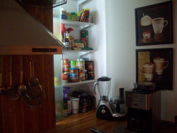 Küche 'Feuerstelle'