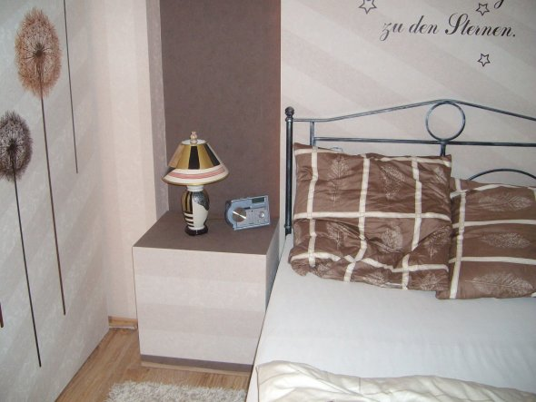 Schlafzimmer 'Komastube'