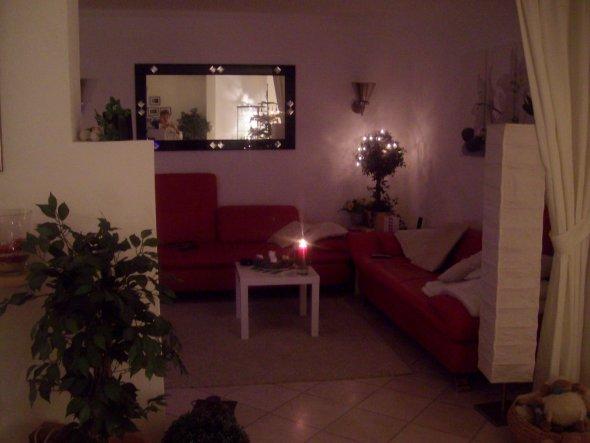 Wohnzimmer 'Berieselungsecke'