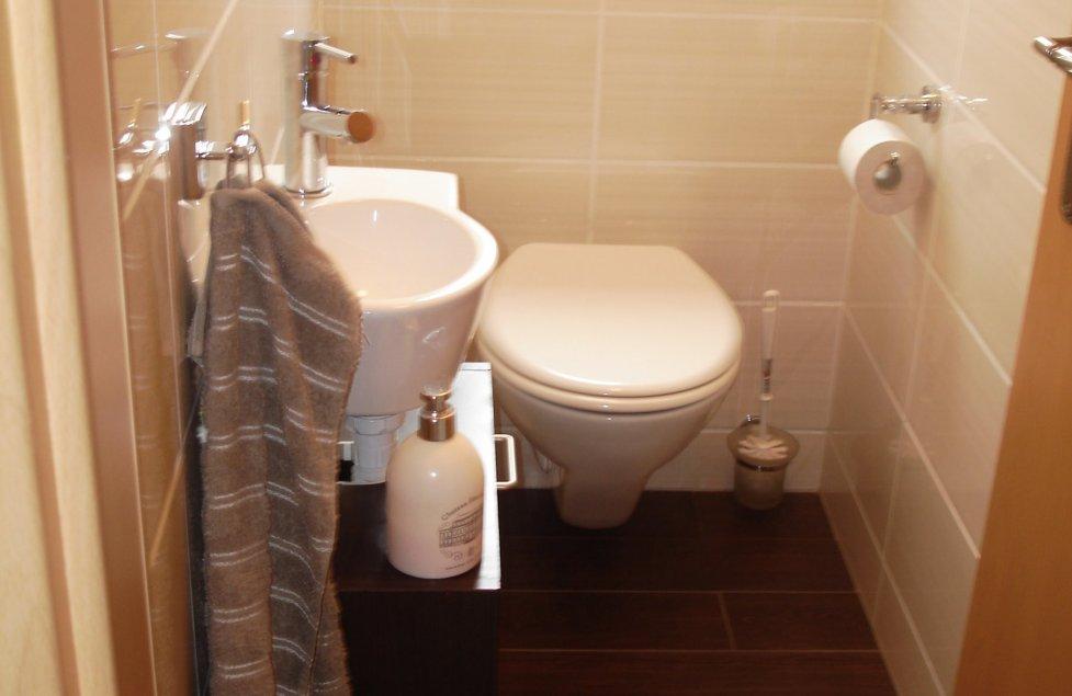 Gäste-WC von Lukja