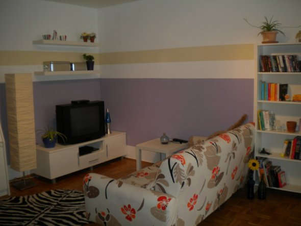Wohnzimmer Sofa Und TV Ecke