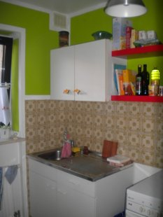Retro 'Bunte Küche!'