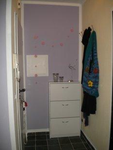 flur diele 39 kleiner flur 39 wunschwohnung zimmerschau. Black Bedroom Furniture Sets. Home Design Ideas