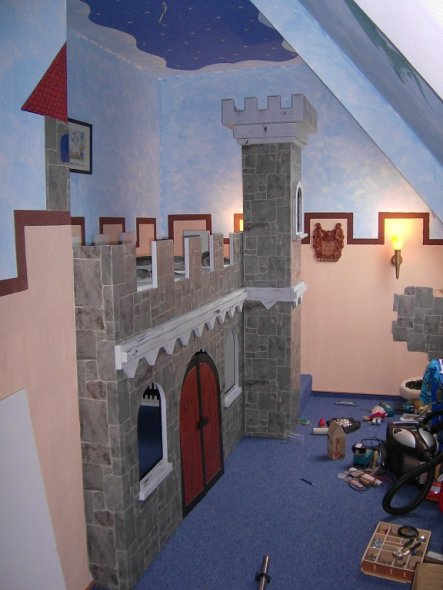 Burg Kinderzimmer – Quartru.com