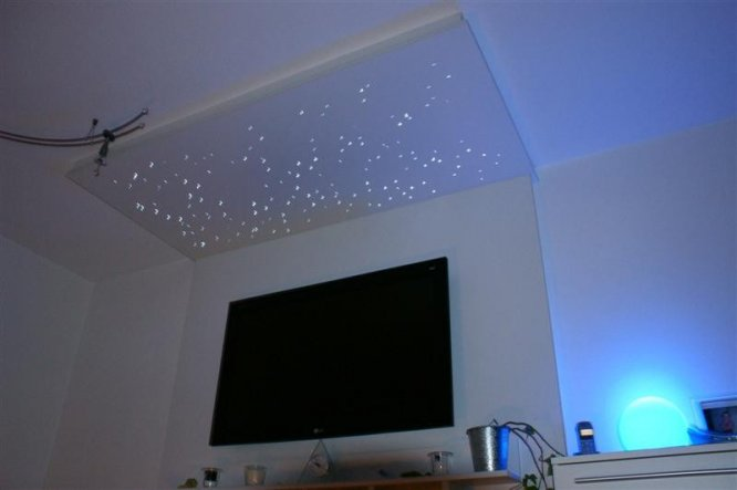 wohnzimmer wand design:Wohnzimmer 'Wohnzimmer mit TV-Wand' – My Home is my Castle