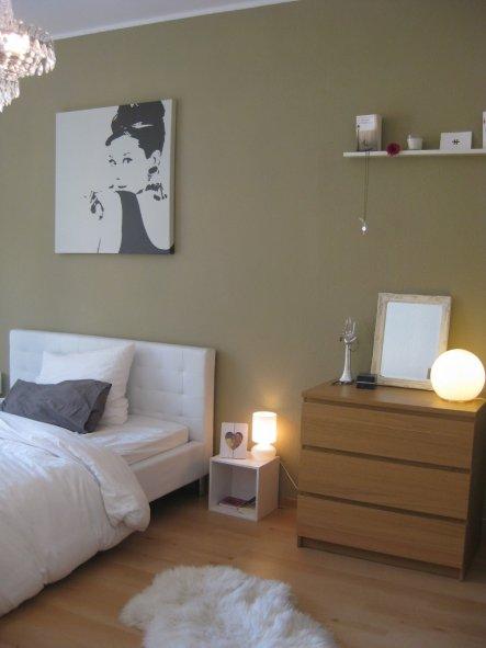 schlafzimmer 39 schlafzimmer 39 unsere erste gemeinsame wohnung 2 zimmerschau. Black Bedroom Furniture Sets. Home Design Ideas