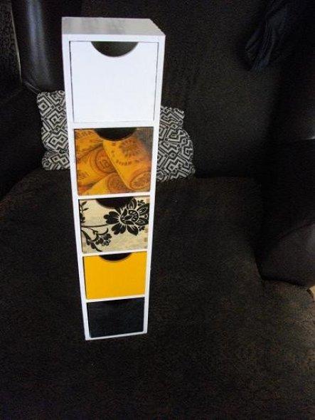 tipp von dingdong0123 garderobe selbst gemacht aus alt mach neu zimmerschau. Black Bedroom Furniture Sets. Home Design Ideas