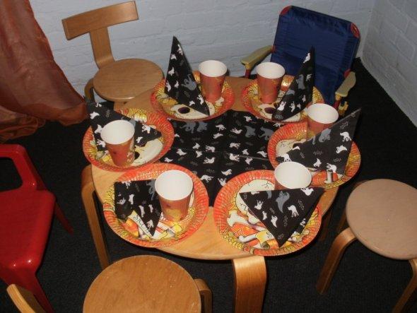 Hobbyraum 'Halloween'