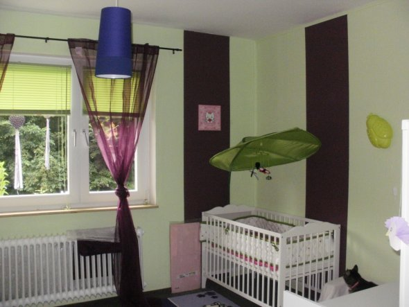 Kinderzimmer 'Lillys Zimmerchen'