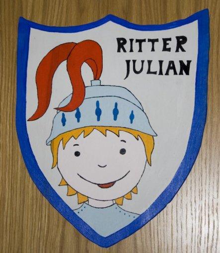 Kinderzimmer 'Julian´s Ritterzimmer'