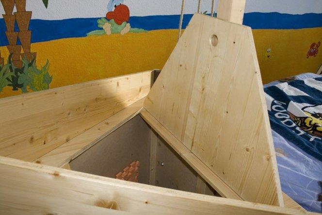 Kinderzimmer s domizil von gine 22521 zimmerschau - Geheimversteck mobel ...
