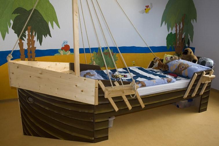 Kinderzimmer 39 piratenzimmer 39 gine s domizil zimmerschau - Piratenzimmer deko ...