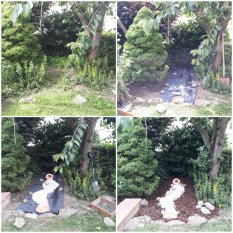 'Garten hinterm Haus' von Mama567