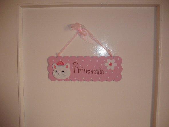 Der Eingang zu dem Reich meiner Prinzessin!