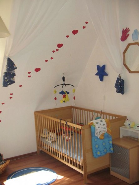 schlafzimmer unsere kleine wohnung von leandrosmama
