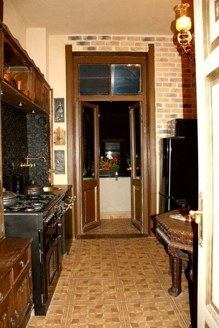 Küche 'Mittelalterliche Schänke (Küche)'
