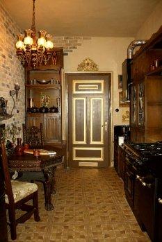 Mittelalterliche Schänke (Küche)