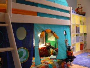 Kuschelhöhle kindergarten  Kinderzimmer 'Kuschelhöhle' - My sweet little home - Zimmerschau