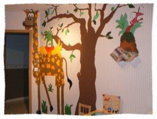 Kinderzimmer vom Großen vorher