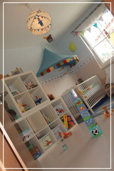 Kinderzimmer 'Babyzimmer/ Kleinkindzimmer'