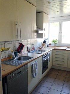 'Küche' von Graustufen...