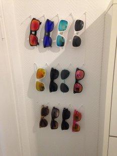 Tipp & Trick 'Sonnenbrillen aufhängen'