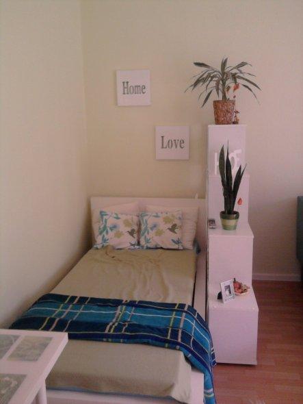 Wohnzimmer 'Neue Wohnung'