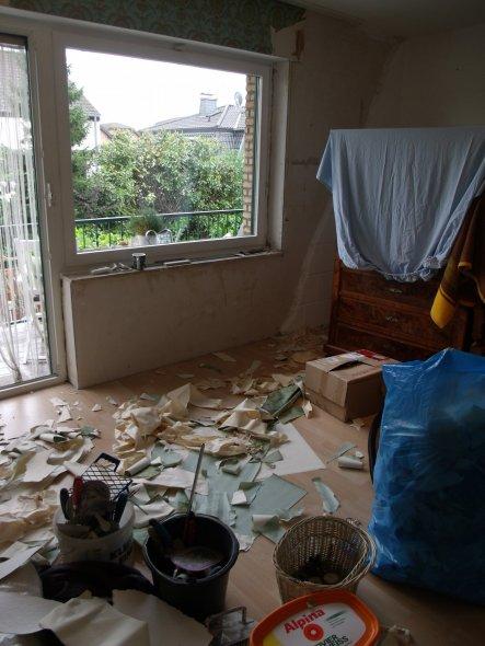 Wohnzimmer 'Schatzis Reich'