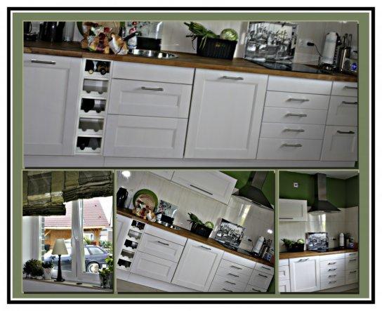 Küche 'Raum der Sinne'