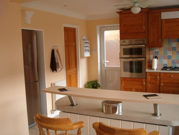 k che 39 unsere k che 39 unser domizil zimmerschau. Black Bedroom Furniture Sets. Home Design Ideas