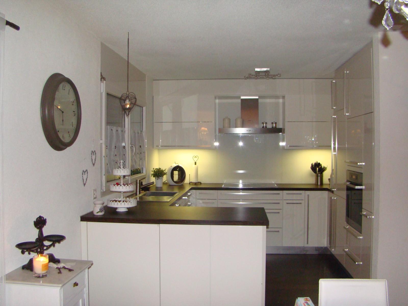 Genial Offene Küche Wohnzimmer Bilder Dekoration Von Küche