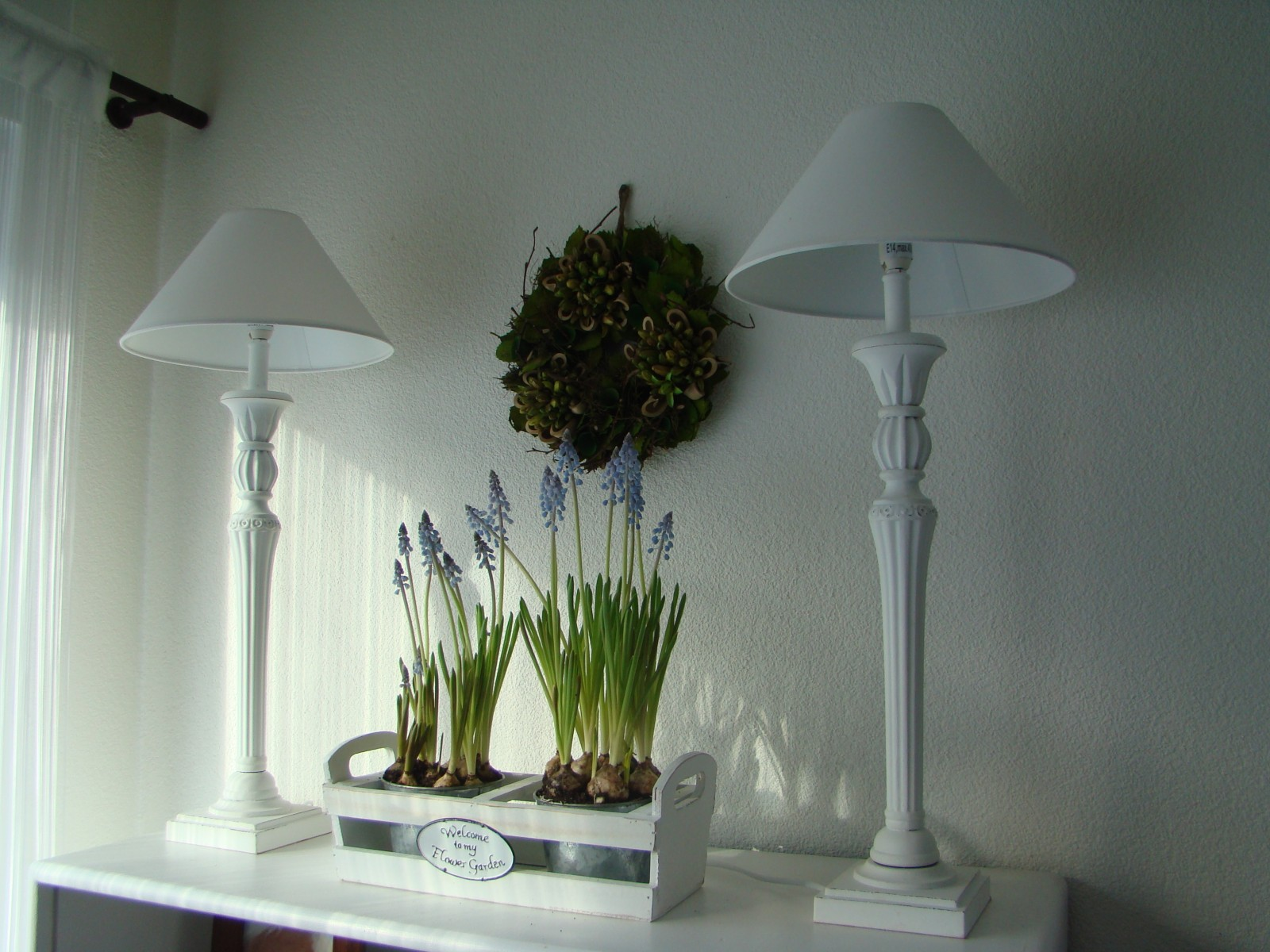 deko 39 fr hling 39 mein domizil zimmerschau. Black Bedroom Furniture Sets. Home Design Ideas